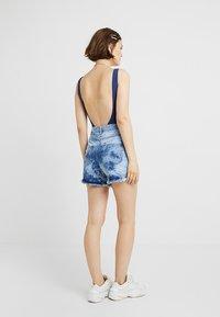 Miss Selfridge - LOW BACK BODY - Top - cobalt blue - 2
