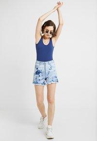 Miss Selfridge - LOW BACK BODY - Top - cobalt blue - 1