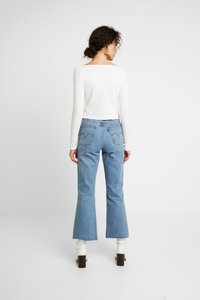 Miss Selfridge - SKINNY  - Camiseta de manga larga - white - 2