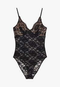 Miss Selfridge - GOING OUT BODY - Body - black - 0