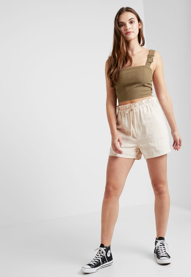DRING - Blouse - camel
