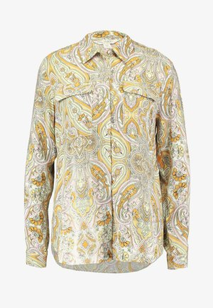 PAISLEY GERI - Button-down blouse - orange