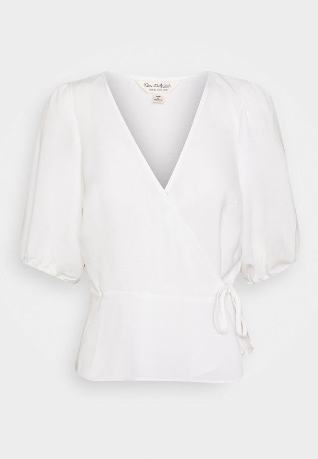 PUFF - Blouse - ivory