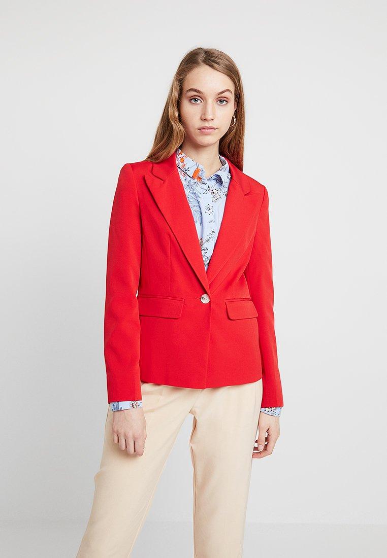 Miss Selfridge - WREN NIPPED IN - Blazer - red