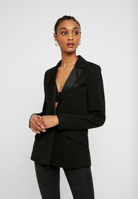 Miss Selfridge - TUX - Blazer - black - 0