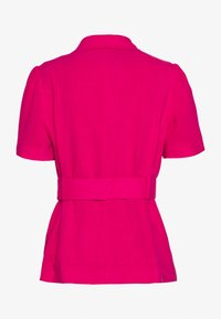 Miss Selfridge - BELTED JACKET - Lehká bunda - hot pink - 1