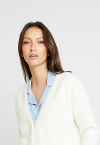 Miss Selfridge - LASH CARDI - Kofta - cream