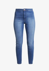 Miss Selfridge - STEFFI - Jeans Skinny Fit - blue denim - 4