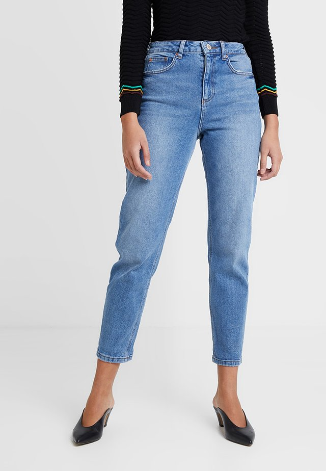 PLAIN MOM - Relaxed fit jeans - blue