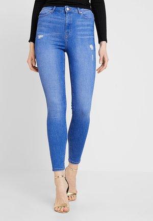LIZZIE - Skinny džíny - blue
