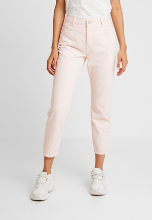 WAIST SEAM MOM  - Jeans relaxed fit - pink