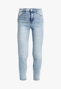 Miss Selfridge - ACID - Jeans Skinny Fit - blue denim - 4