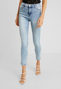 Miss Selfridge - ACID - Jeans Skinny Fit - blue denim - 0