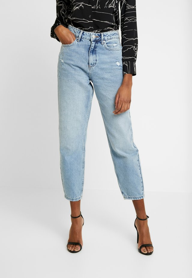 MOM JEAN - Relaxed fit jeans - blue