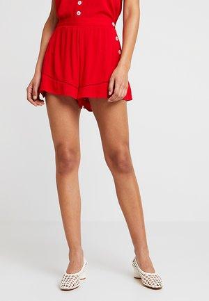 FLIPPY SHORTS  - Shorts - red