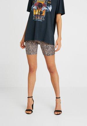 ZEBRA CYCLING - Shorts - black