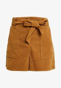 Miss Selfridge - Shorts - tan - 4
