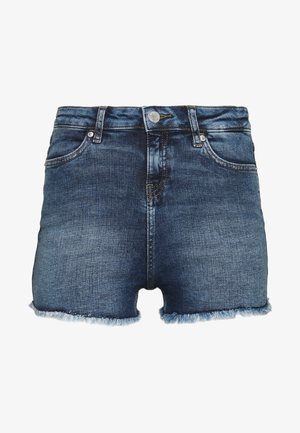 Shorts vaqueros - blue denim