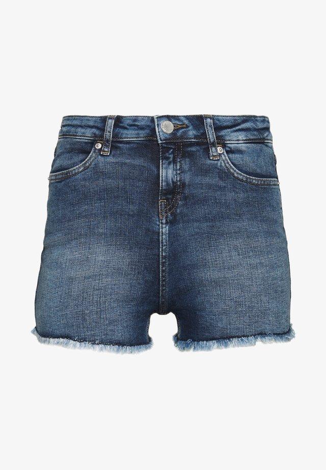 Shorts di jeans - blue denim
