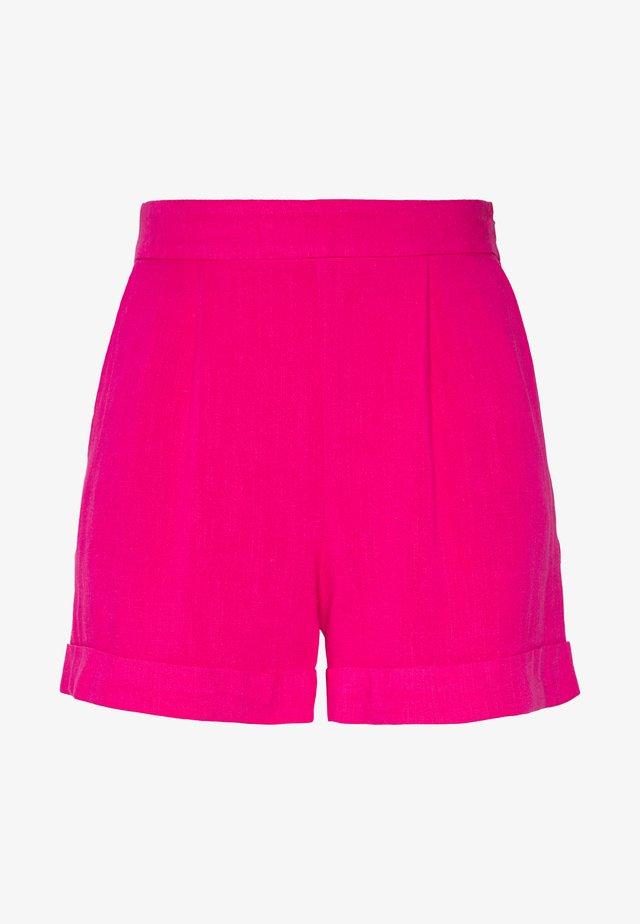 Shorts - hot pink