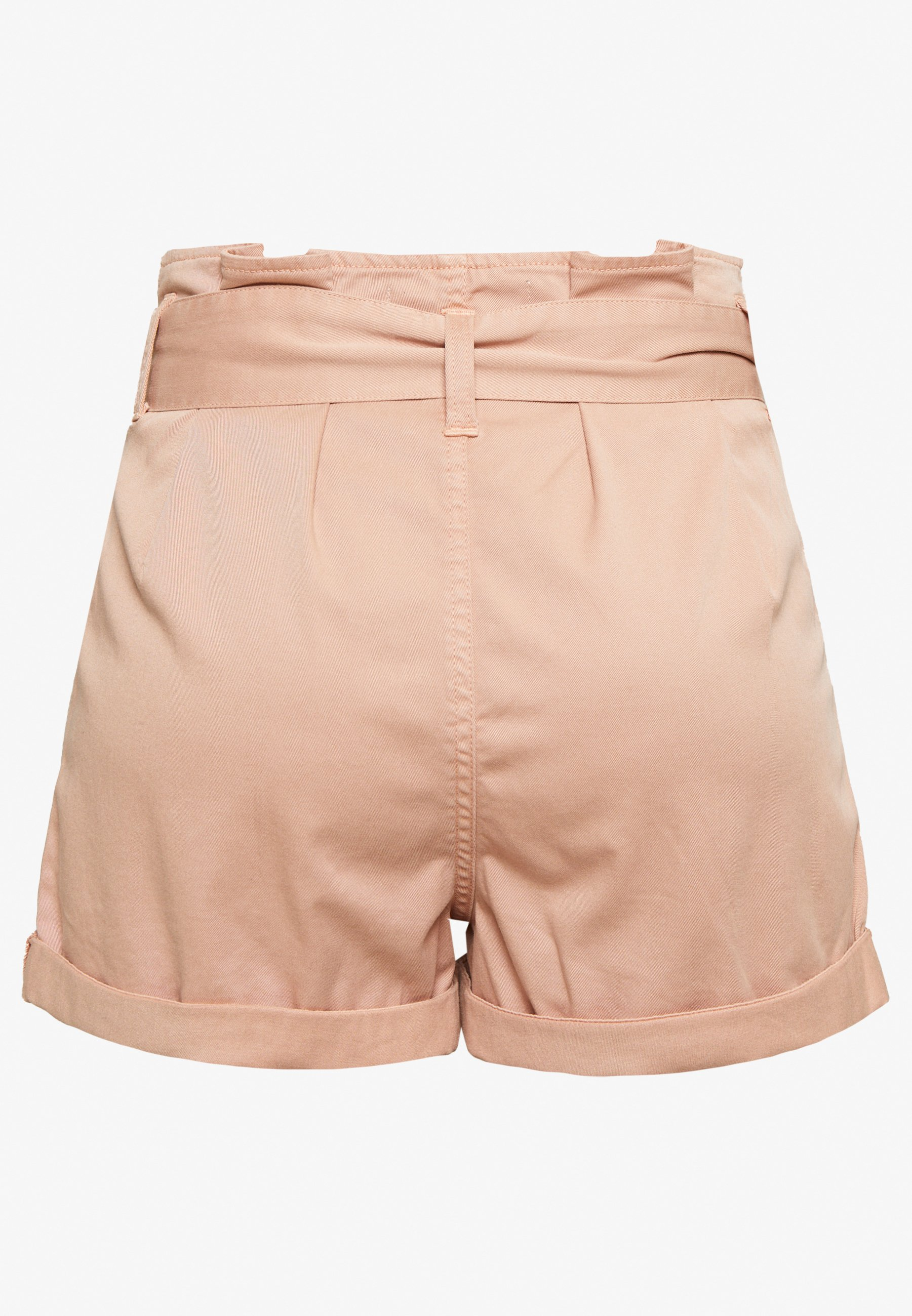 Miss Selfridge Hang Tab Belted - Shorts Light Pink