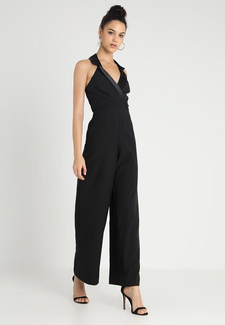 Miss Selfridge - TUX  - Jumpsuit - black