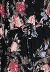 Miss Selfridge - FRONT PRINTED WIDE LEG - Jumpsuit - black