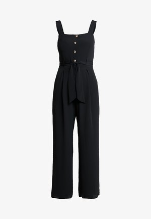 THROUGH PINNY - Overal - black