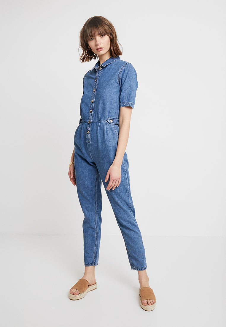 Miss Selfridge - Overal - blue denim