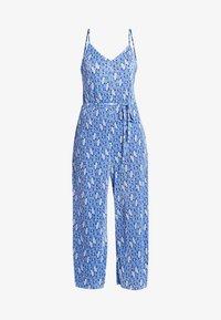 Miss Selfridge - DITSY CAMI - Tuta jumpsuit - blue - 3