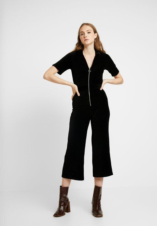 BOILER - Jumpsuit - black