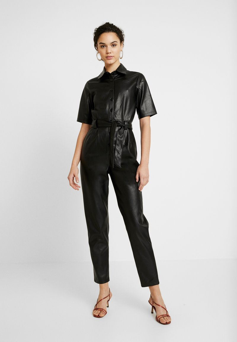 Miss Selfridge - Tuta jumpsuit - black