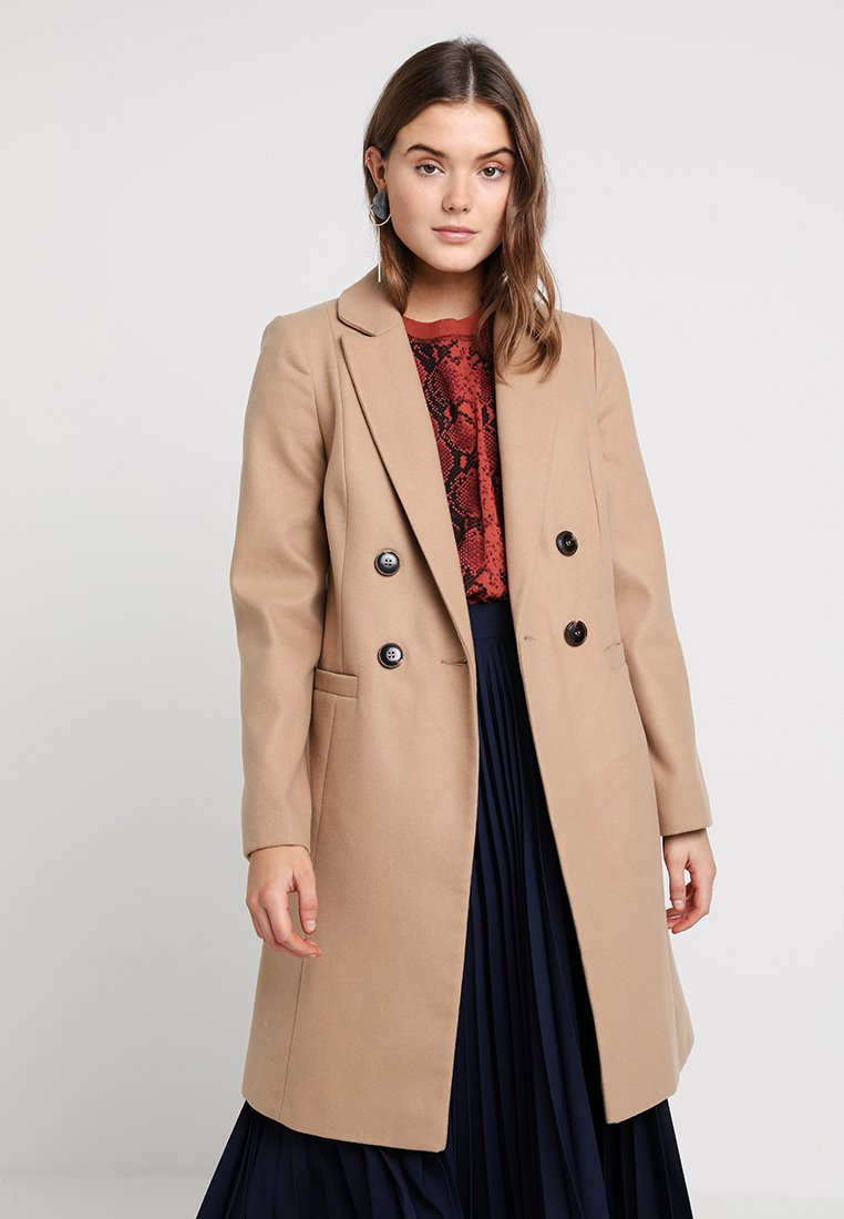 Miss Selfridge - Abrigo - camel