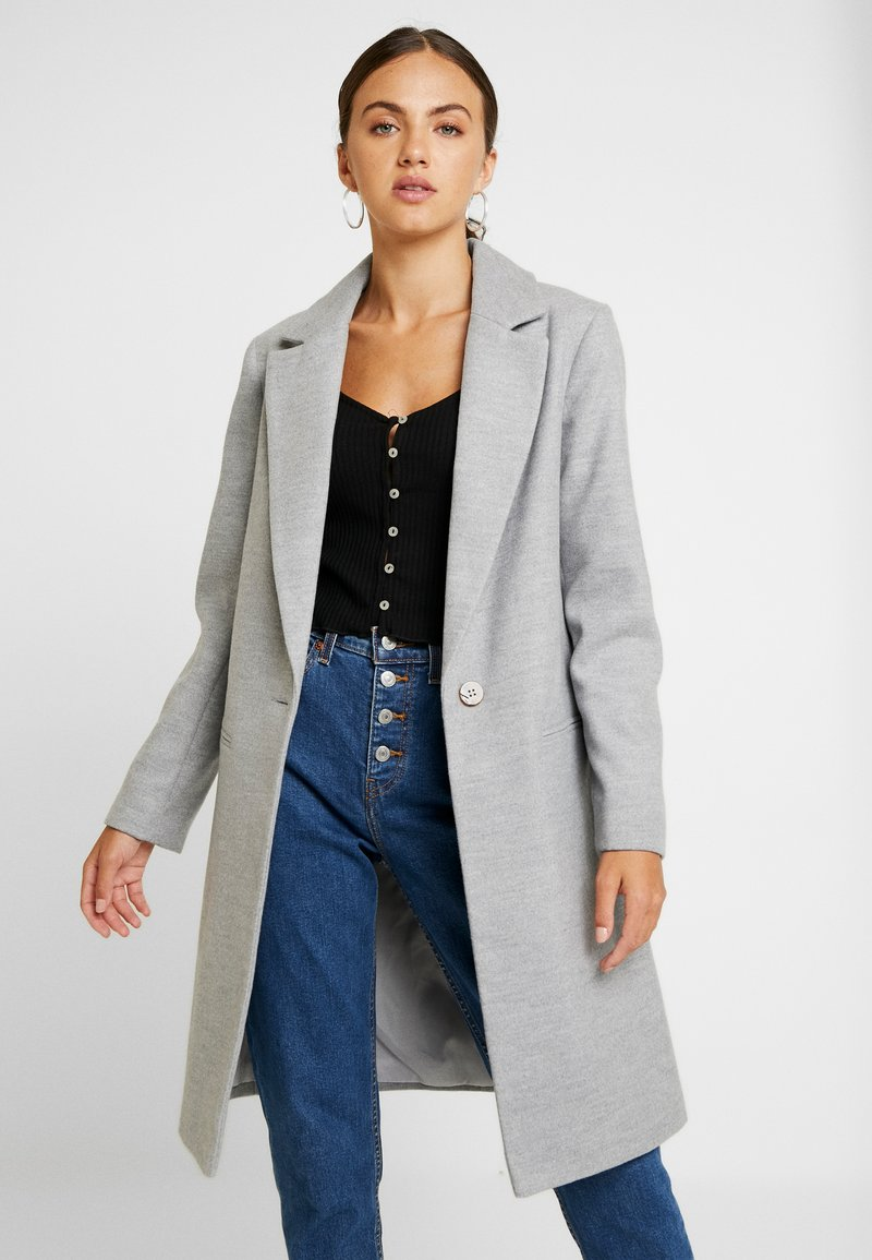 Miss Selfridge - Classic coat - grey