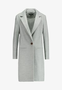 Miss Selfridge - Classic coat - grey - 3