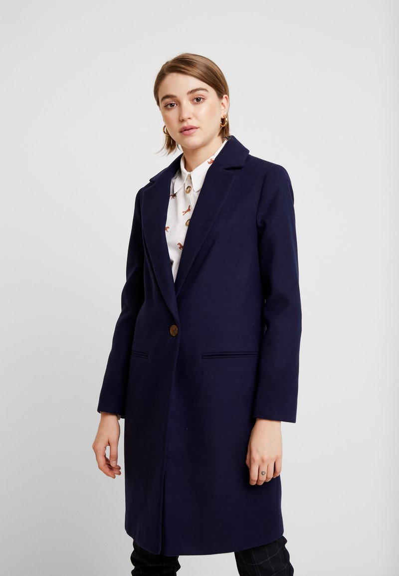 Miss Selfridge - Cappotto classico - navy