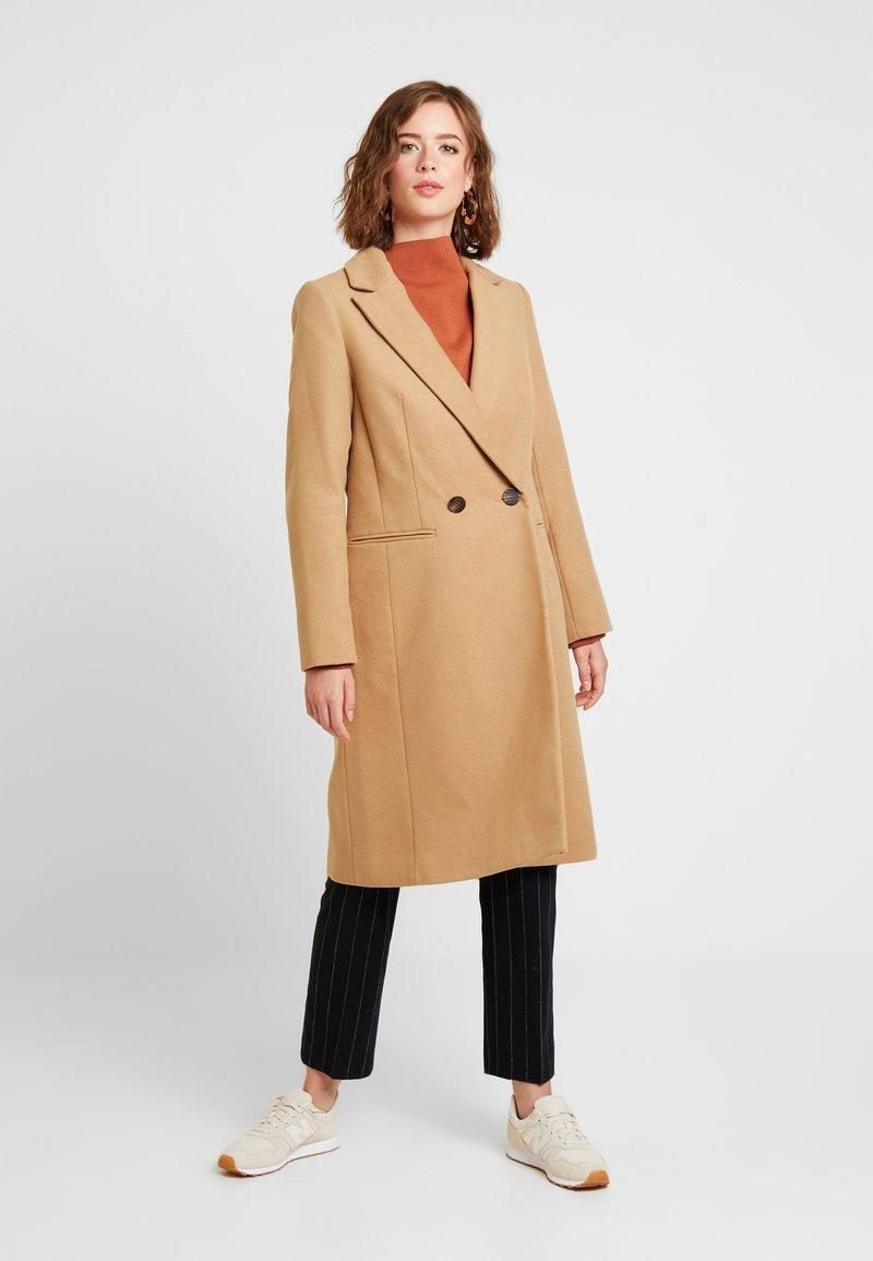Miss Selfridge - Classic coat - camel exclusive