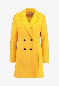 Miss Selfridge - GEORGIA PEA - Mantel - mustard exclusive - 4