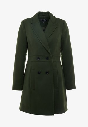GEORGIA PEA COAT UPDATED - Manteau classique - khaki