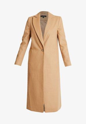 MAXI - Płaszcz wełniany /Płaszcz klasyczny - camel