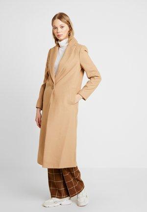 MAXI - Classic coat - camel