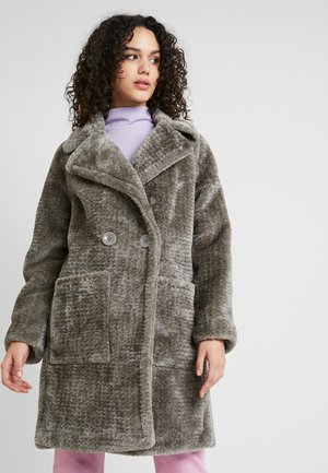 OVERCOAT - Winter coat - grey