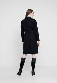 Miss Selfridge - Classic coat - black - 2