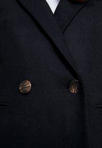 Miss Selfridge - Classic coat - black - 5