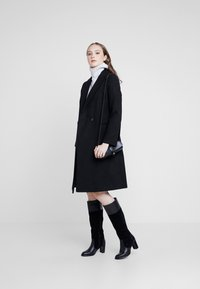 Miss Selfridge - Classic coat - black - 1