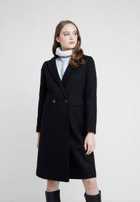 Miss Selfridge - Classic coat - black - 0