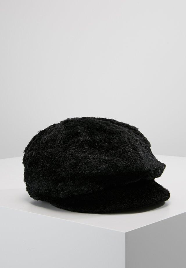 BAKER BOY CAP - Mössa - black