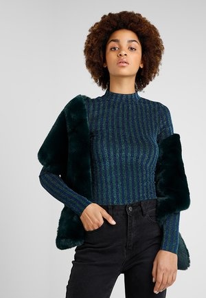 OVERSIZED SCARF - Sjaal - forest green