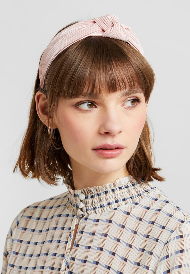 Miss Selfridge - PLEATED KNOT - Haar-Styling-Accessoires - pink