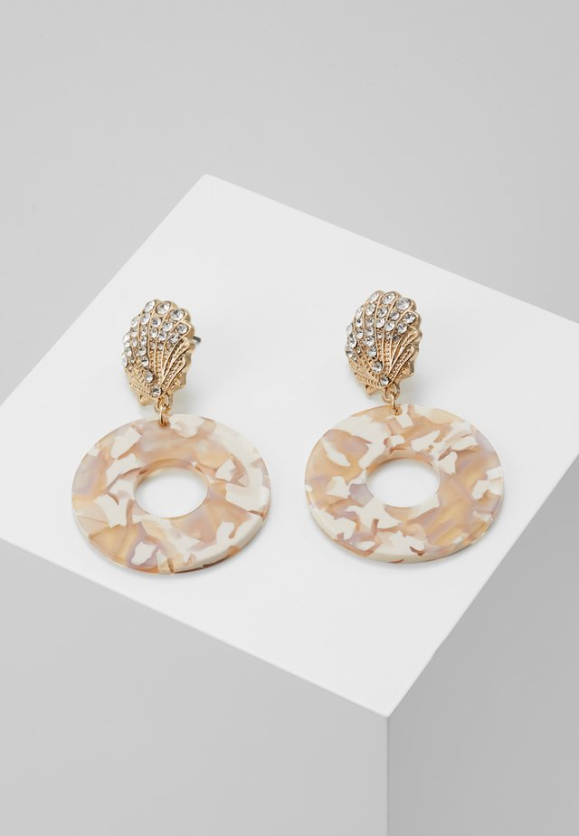 OCCASSION DROP - Earrings - rose